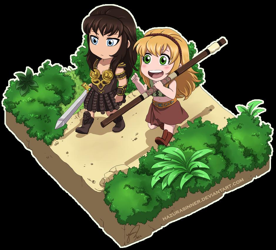 RPGXena by HazuraSinner