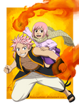 Fire Dragon Slayers