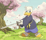 Samurai Donald