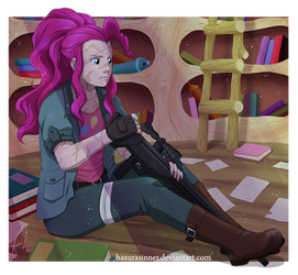 Twilight will come back, I know she will... by HazuraSinner