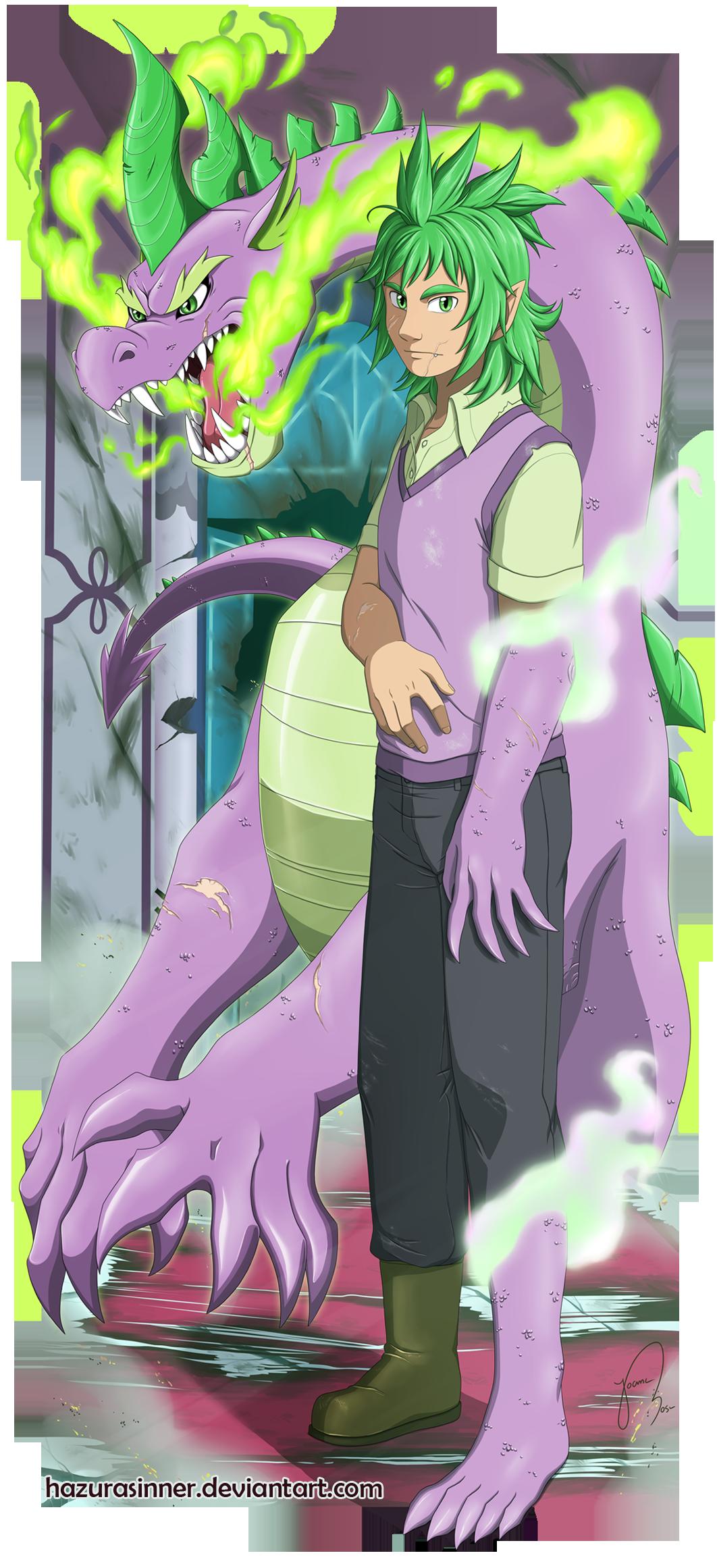 The Dragon Hero by HazuraSinner