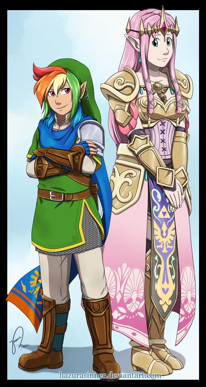 Zelda Lesbian 23