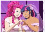 Twilight and Pinkie's Wedding