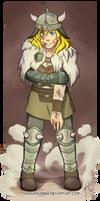 FullBody Commission 42 by HazuraSinner