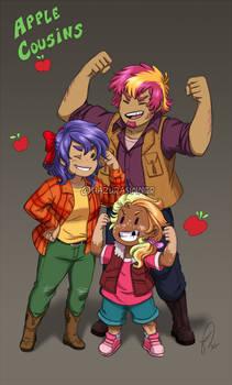Apple Cousins