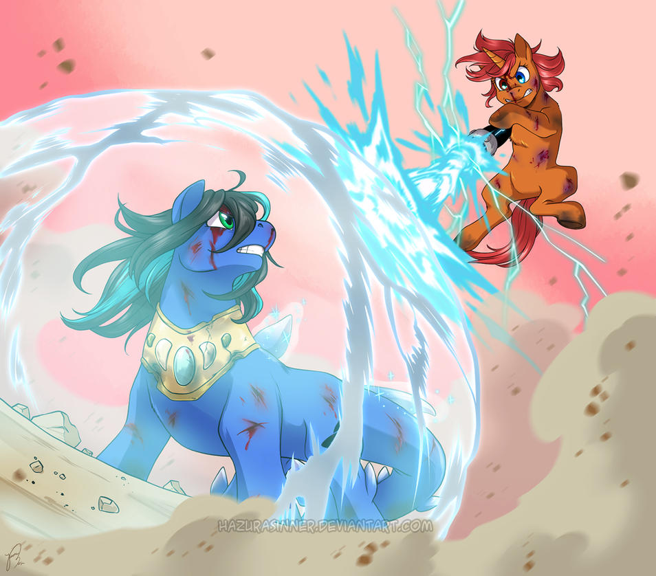 Pony Commission 147 by HazuraSinner