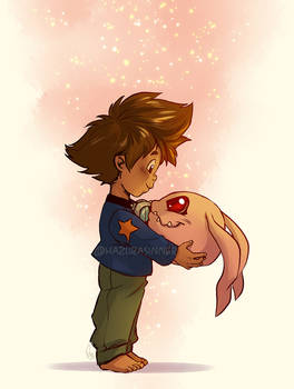 Digimon 20th Year Anniversary