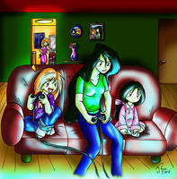 KP: Play Time by HazuraSinner
