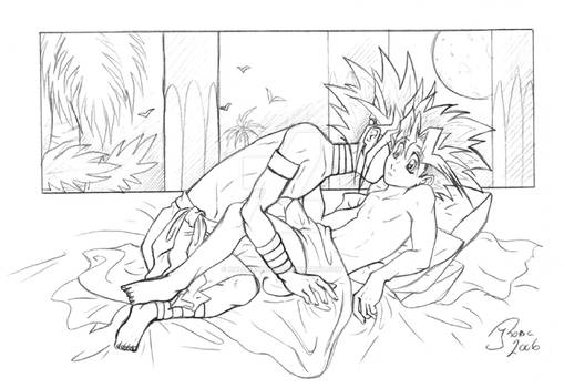 YGO: Let Me Kiss You Now