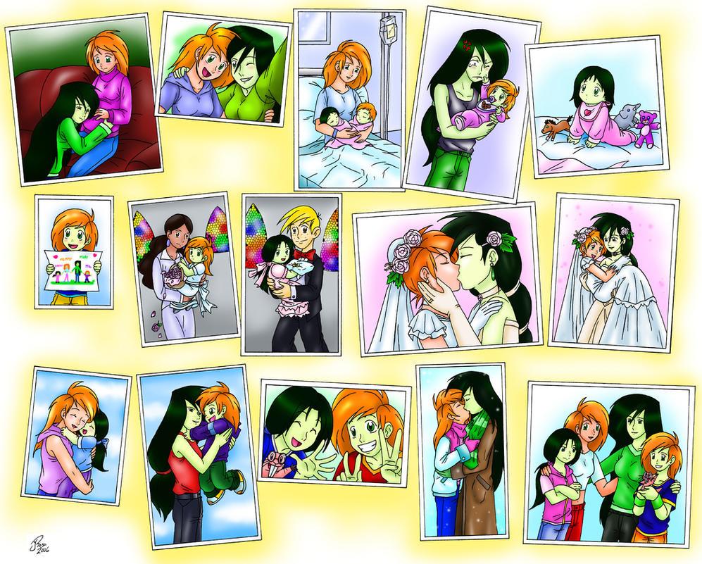 KP: Precious Memories by HazuraSinner