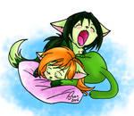 KP: Kitties Kasy and Sheki
