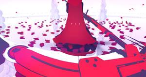 mmd .::red like roses::.