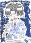 .:* Rocker!Levi *:. by candydandylover