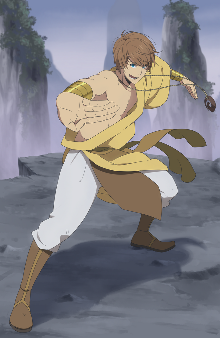 Jeremy the Airbender by deviantartbrowsa
