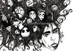tim burton's infinite dreams