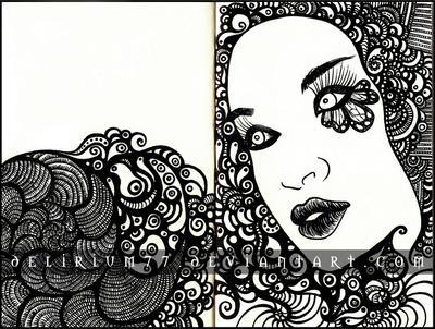 titania-the queen of fairies by vasodelirium