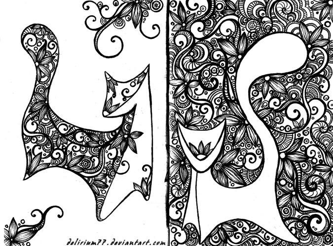 floral by vasodelirium