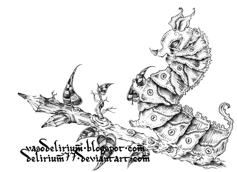larva by vasodelirium