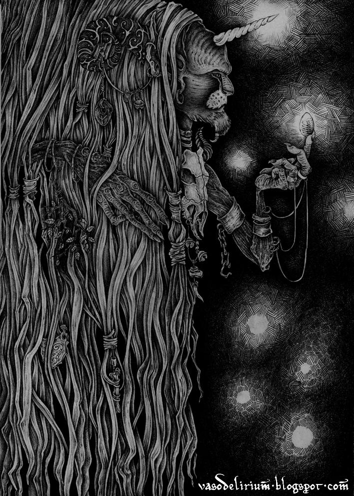 druid by vasodelirium