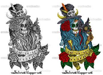 dance Of Death by vasodelirium