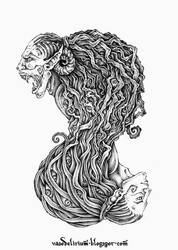 Demons of Good and Evil by vasodelirium