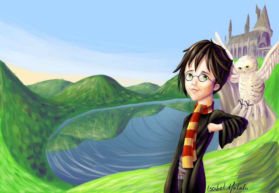 Harry Potter by Yonomi