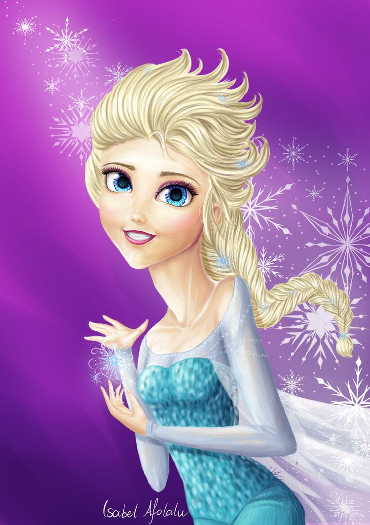 Elsa by Yonomi