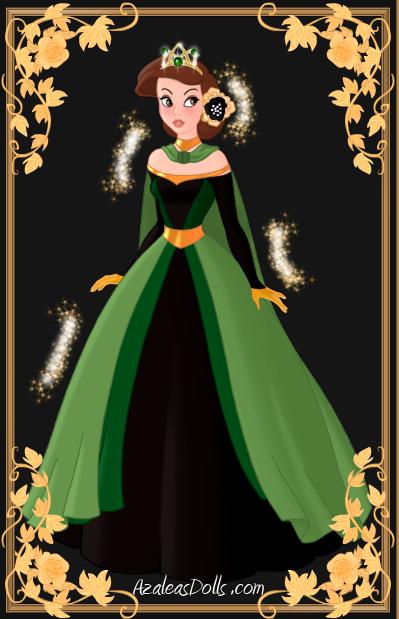 Loki Inspired Dress by thunderangel1987