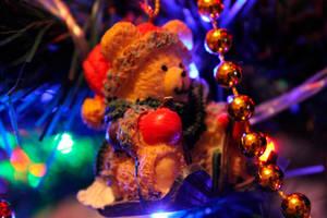 Christmas Tree 3 by Enolla