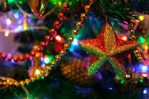 Christmas Tree 4 by Enolla