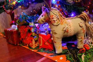 Christmas Tree 7 by Enolla