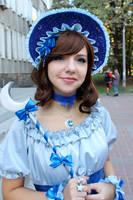 Starry Sky Lolita 1 by Enolla