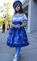 Starry Sky Lolita 2 by Enolla
