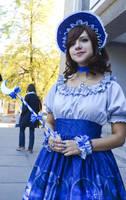 Starry Sky Lolita 3 by Enolla