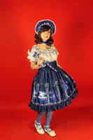 Starry Sky Lolita 5 by Enolla