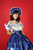 Starry Sky Lolita 7 by Enolla