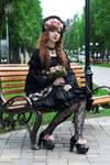 Classic Rose Lolita 3 by Enolla