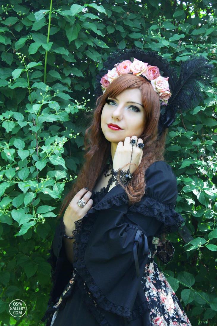 Classic Rose Lolita 4 by Enolla
