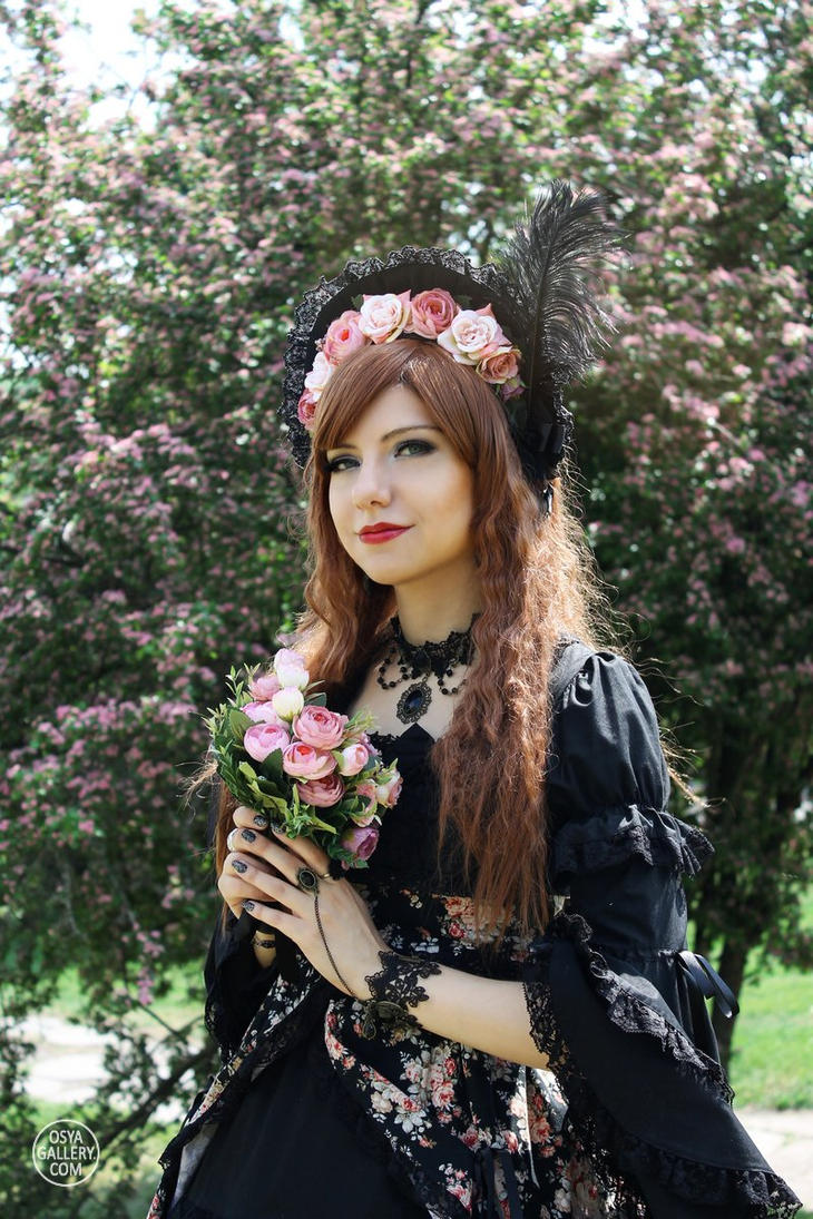Classic Rose Lolita 6 by Enolla