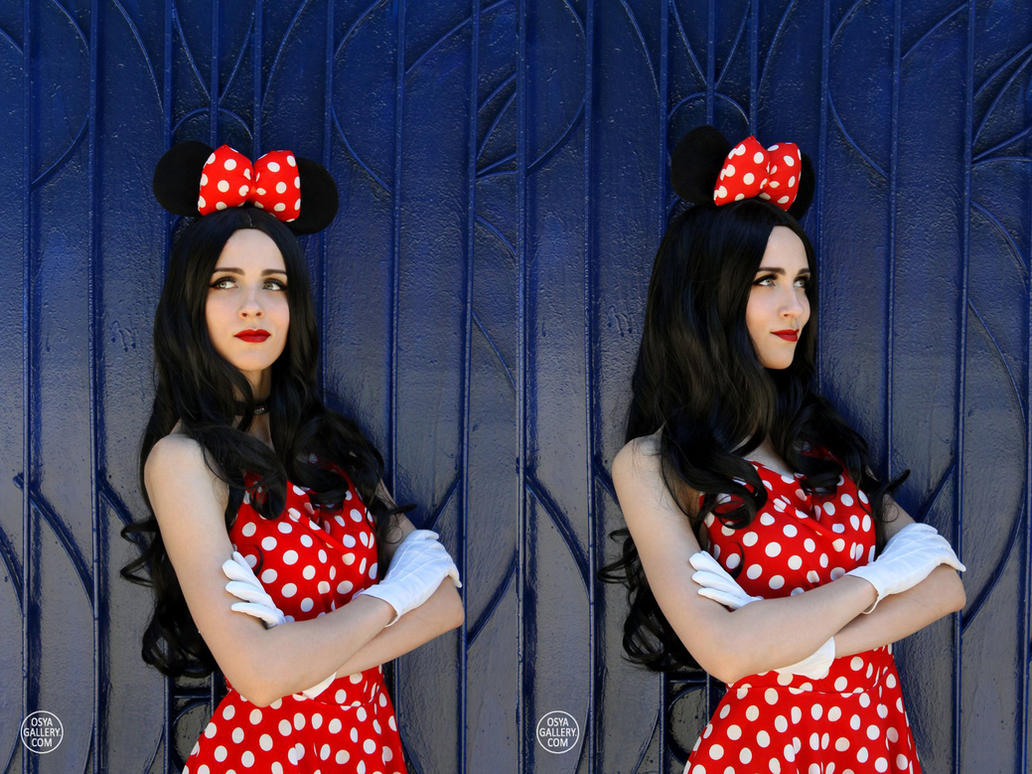 Minnie Mouse 2 by Enolla