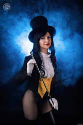 Zatanna Zatara from DC Comics 2
