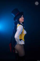 Zatanna Zatara from DC Comics 8