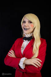 Charlie from Hazbin Hotel Cosplay Test 2