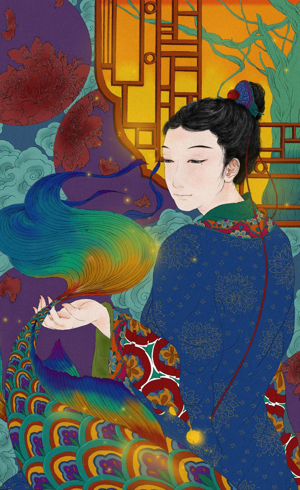 Nian Nian You Yu by wangjia