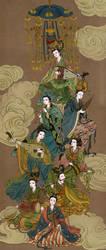 fairies by wangjia