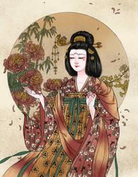 book cover by wangjia