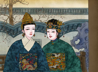 Ming dynasty by wangjia