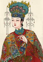 Mingfu by wangjia