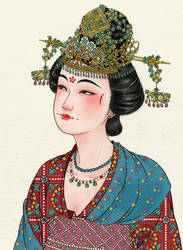 Li Chui by wangjia