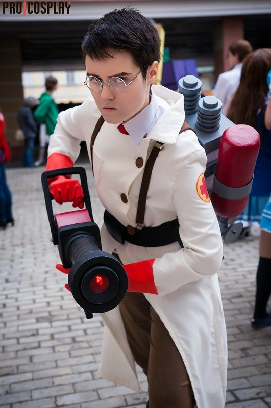 Medic by NoahAsai